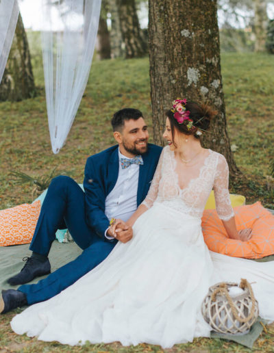 Mariage tropical Clermont-Ferrand